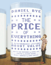 Daniel Bye – the price of everything – Feb 1st
