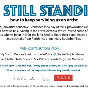 I'm Still Standing – Residence event at Mayfest 2016